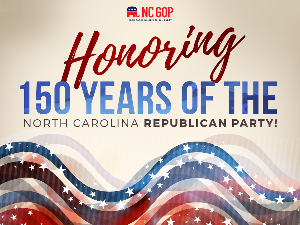 Milestone year for NC GOP
