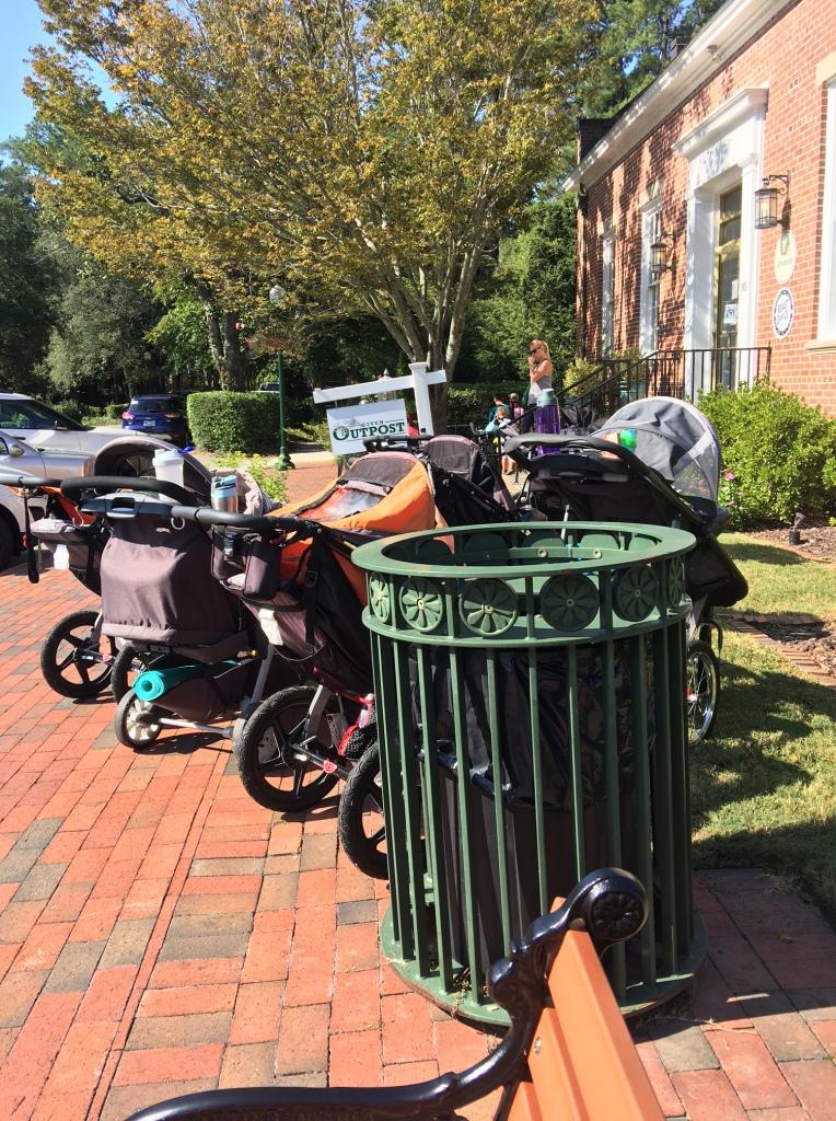Pinehurst stroller brigade