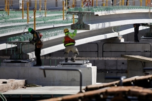 Infrastructure boom
