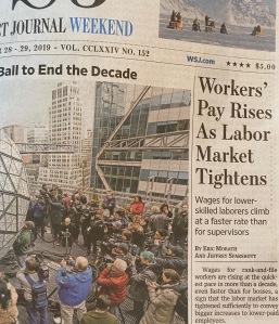 Labor surge